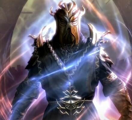 Tiesitkö? Skyrimissä on toisinto Morrowindin tunnetuimmasta pääsiäismunasta