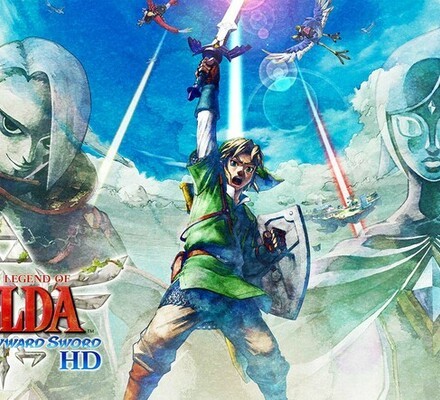 The Legend of Zelda: Skyward Sword HD, The Legend of Zelda: Breath of the Wild 2, Hyrule Warriors: Age of Calamity – Expansion Pass