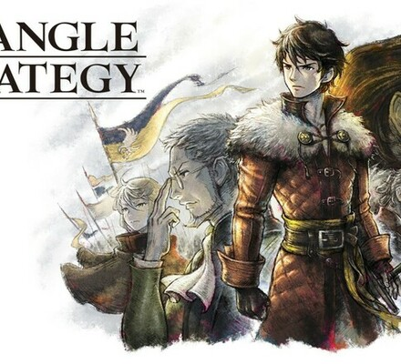 Triangle Strategy, Project Triangle Strategy, Final Fantasy tactics, strategia, JRPG, SRPG
