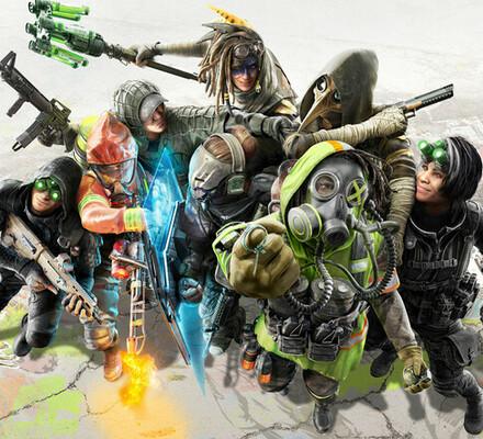 Tom Clancy's XDefiant, XDefiant, Ubisoft, Ubisoft San Francisco, fps