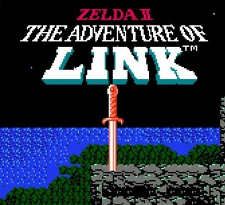 Zelda II: The Adveture of Link