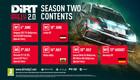 DiRT Rally 2.0 Season 2 Roadmap