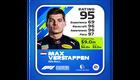 Max Verstappen Kokemus: 69 Kisataidot: 96 Tietoisuus: 96 Kisanopeus: 97 Kokonaispisteet: 95
