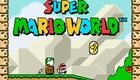 Retrostelussa Super Mario World