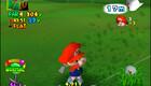 Retrostelussa Mario Golf