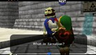 Retrostelussa The Legend of Zelda: Ocarina of Time