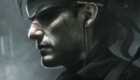 Oscar Isaac Solid Snake mockup