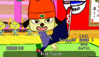 PaRappa the Rapper PS1