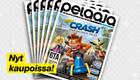 Pelaaja-lehden kesän tuplanumero nyt kaupoissa!
