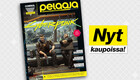 Syyskuun Pelaaja-lehti 203 nyt kaupoissa!