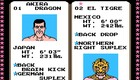 Tecmo World Wrestling (Tecmo 1989)