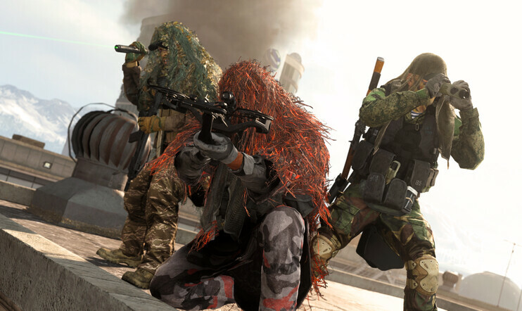 Call of Duty: Warzone, Call of Duty, Call of Duty: Modern Warfare, Infinity Ward