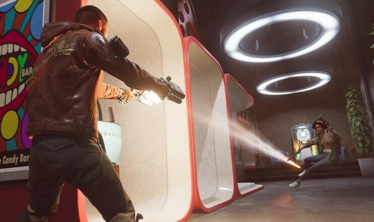 Ennakkotestissä Deathloop – yksi lähivuosien kiehtovimmista peleistä