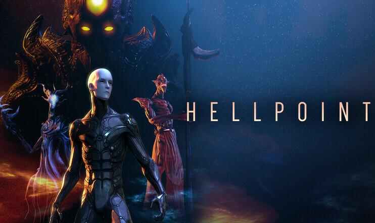 Hellpoint, Cradle Games, Souls, Dark Souls, ARPG, julkaisupäivä, 16. huhtikuuta,
