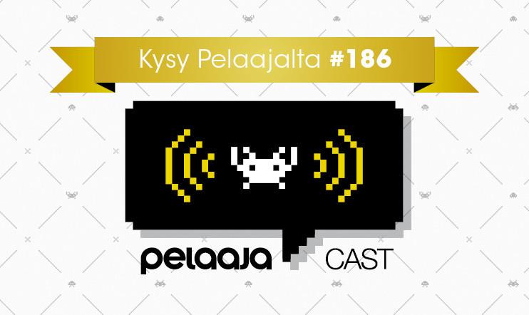 Pelaajacastin 186. jakso äänitetään keskiviikkona – lähetä nyt kuuntelijakysymyk