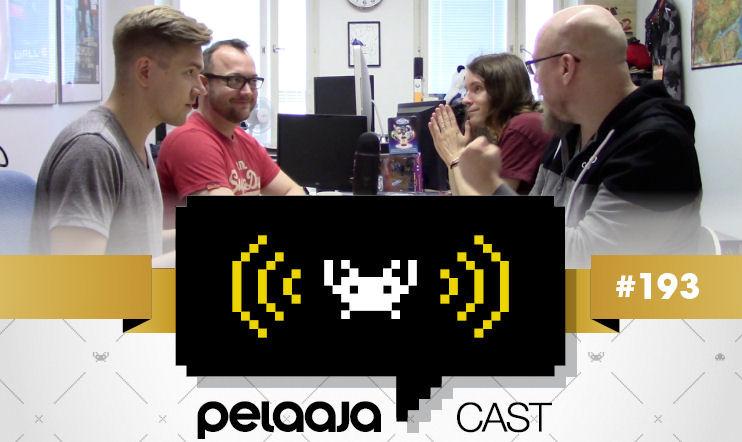 Pelaajacast 193 -video: 10. tuotankauden 1. jakso nyt katsottavissa!