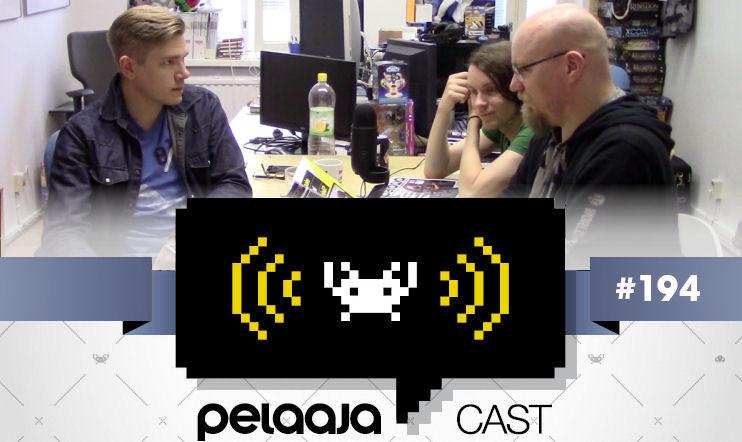 Pelaajacast 194 -video: Katso toimituksen Gamescom-muistelmoinnit videomuodossa!