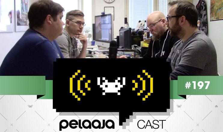 Pelaajacast 197 nyt myös videomuodossa – vieraana Pelaajan avustaja Aake Kinnunen