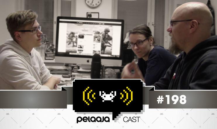 Pelaajacastin 198. jakso nyt katsottavissa videona
