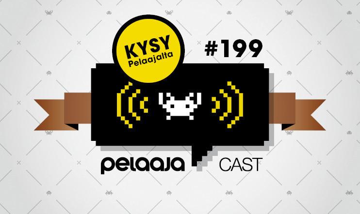 Toivevieras Mikko Rautalahti mukana Pelaajacast 199:ssä – lähetä kysymyksesi!