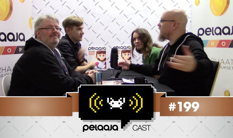 Pelaajacast 199 nyt videona – Vieraana Next Gamesille siirtynyt Mikko Rautalahti!