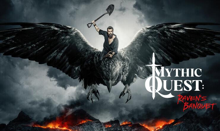 Mythic Quest, Apple, Apple TV+, Raven's Banquet, Ubisoft, Elämää Philadelphiassa