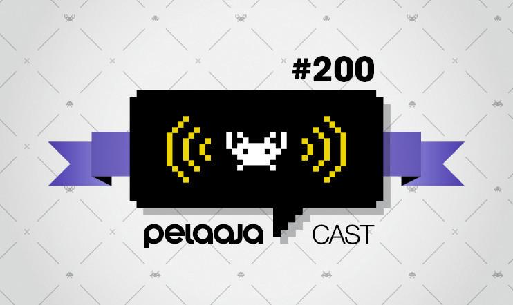 Pelaajacast 200: Memory Lane