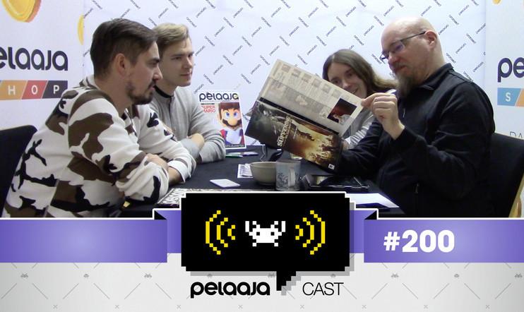 Katso Pelaajacastin eeppinen 200. juhlajakso nyt videona – Vieraana Thomas Puha!