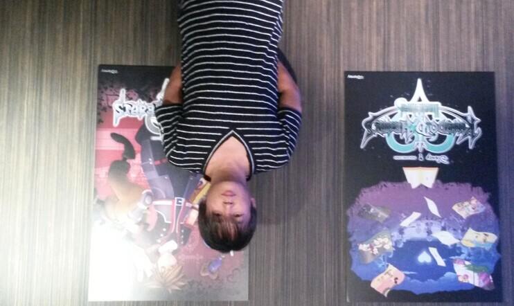 Tetsuya Nomura E3-messuilla vuonna 2015. Kuva: Ville Arvekari