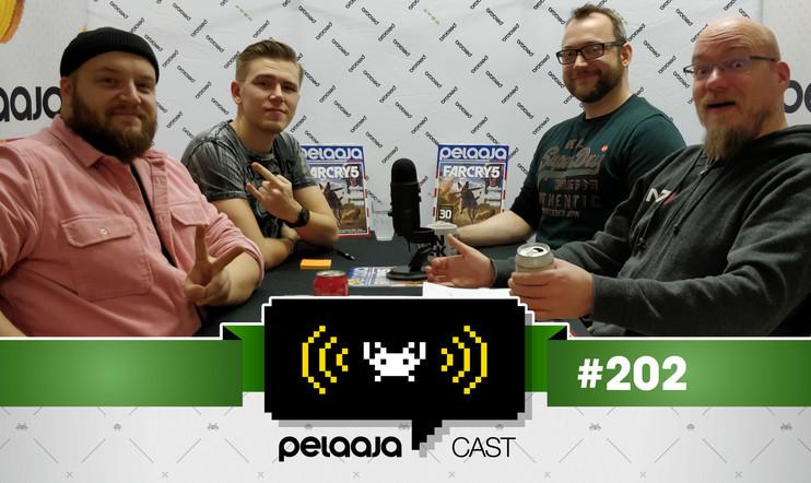 Vuoden ensimmäinen Pelaajacast katsottavissa nyt videona  – vieraana Kasmir!