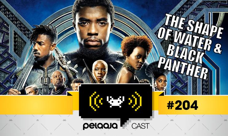 Toimituksen leffanurkka: Black Panther ja The Shape of Water ovat suitsutuksensa ansainneet