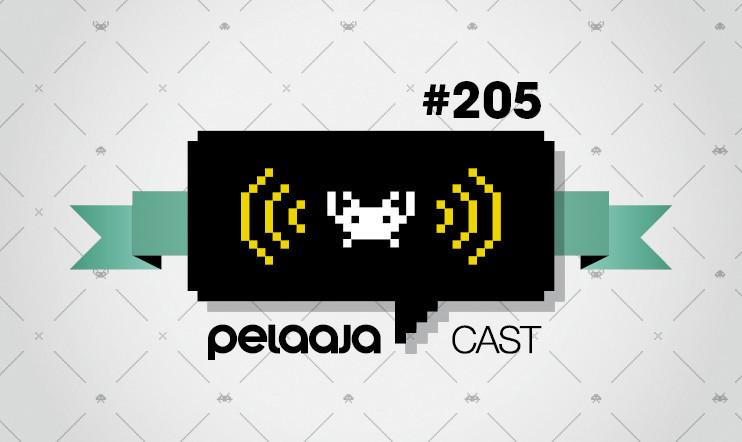 Pelaajacast 205: Hirviömäinen jakso