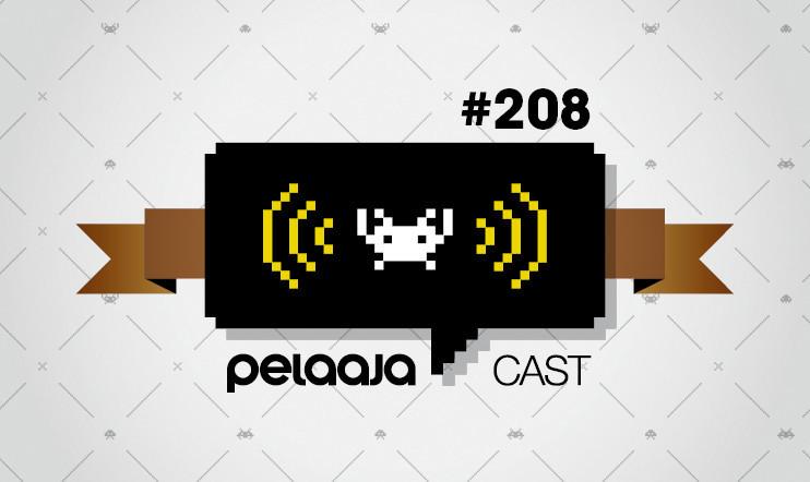 Pelaajacast 208: Lorem Ipsum