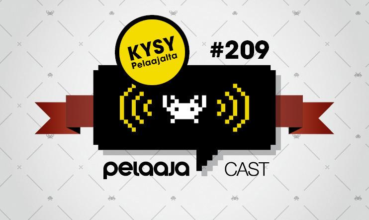 Pelaajacast 209 äänitetään keskiviikkona – lähetä kuuntelijakysymyksesi!