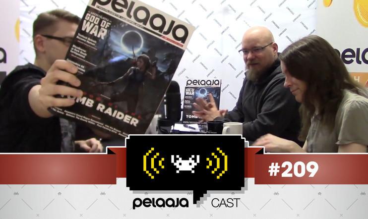Pelaajacast 209 nyt videona! Silkkaa Avengers: Infinity War -hehkutusta – mukana erillinen syväluotaava spoileriosio