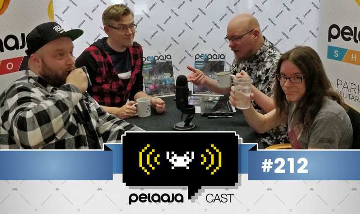 Ketkä olivat E3:n voittajat ja häviäjät? Pelaajacast ja erikoisvieras Kasmir puntaroivat messuja nyt videolla!