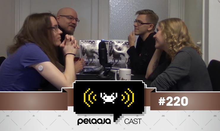 Pelaajacast 220 video Johanna Puustinen Spotify