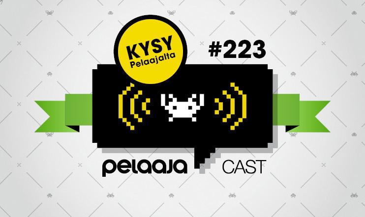 Pelaajacast 223: Kysy Pelaajalta