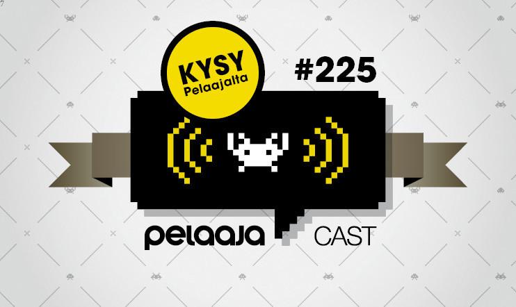 Pelaajacast #225: Kysy Pelaajalta