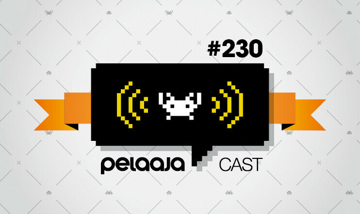 Pelaajacast 230: Vieraana Gamerin Tuomas 'Tontsa' Tonteri