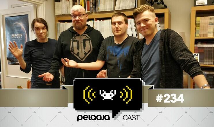 Pelaajacast 234 (S12E01): Pyykkönen liekeissä