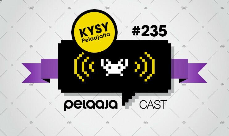 Pelaajacast 235 äänitetään keskiviikkona, lähetä kuulijakysymyksesi Kysy Pelaajalta -osioon
