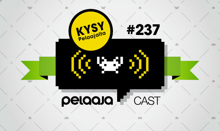 Pelaajacast 237: Kysy Pelaajalta