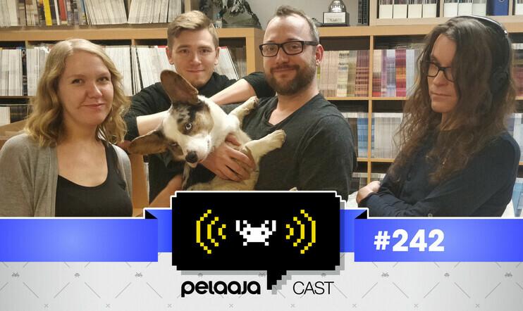 Pelaajacast 242: Kaitila studion lauteilla