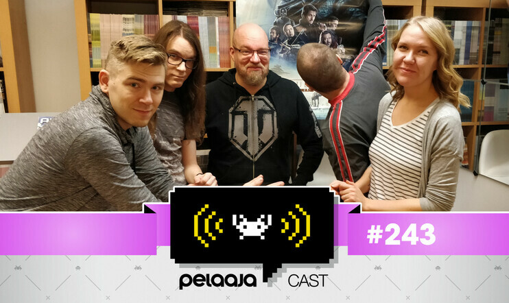 Pelaajacast 243: The Rise of Pelaajacast