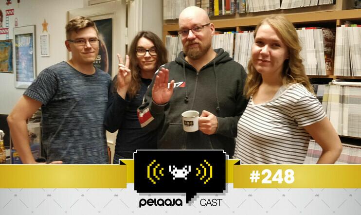 Pelaajacast 248: Huttusen ja Pyykkösen jäähyväiset (KOKO JAKSO)