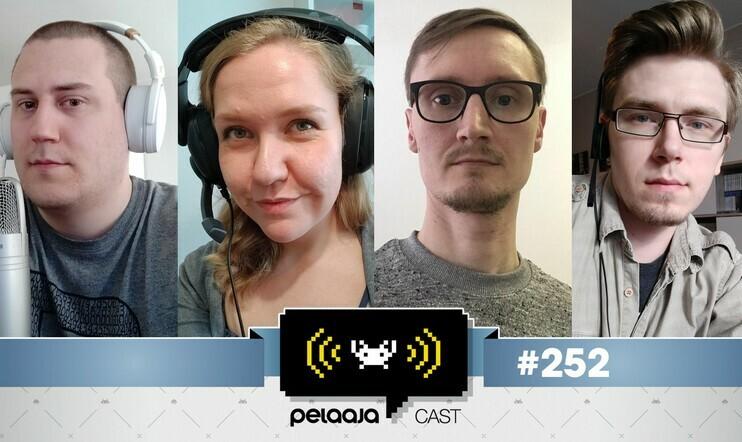 Pelaajacastin vieraana Pelaaja-lehden Art Director Lasse Erkola – katso 252. jakson videotaltiointi!