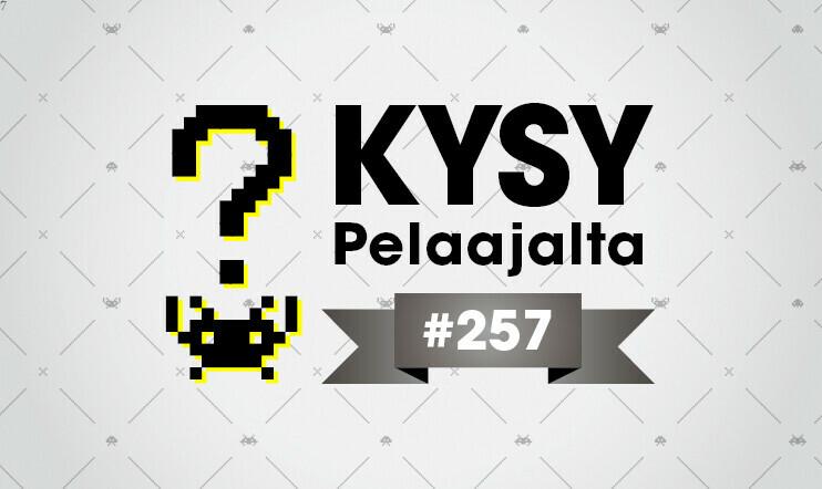 Pelaajacast #257: Kysy Pelaajalta