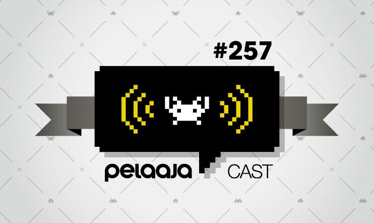 Pelaajacast 257 feat. finngamer: Takaisin suolakaivoksille