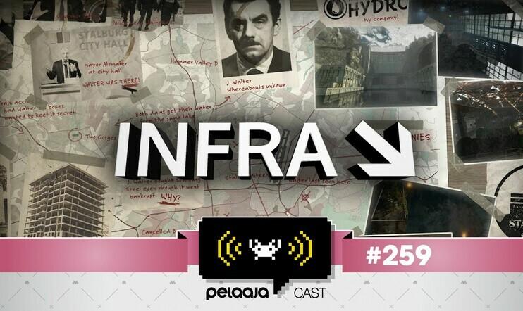 Pelaajacastin ylimääräinen Infra-toimintatonnijakso nyt videona!